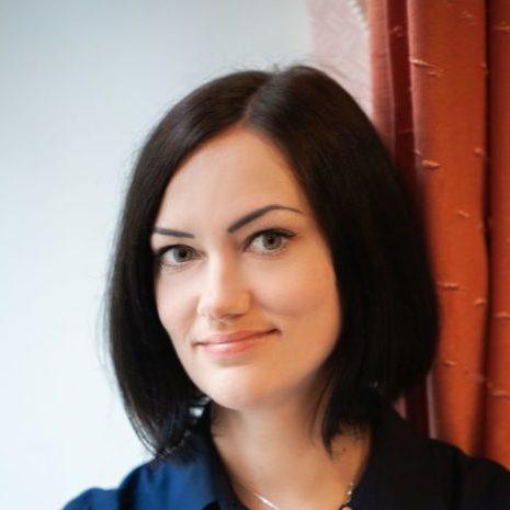 Кузьмина Юлия - исполнительный директор, психолог